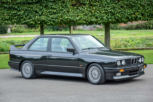 1987 BMW E30 M3 Just 58,967 km £40,000 - £45,000
