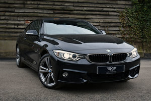 2015 BMW 420i M Sport XDrive Auto FSH+£5.5k of Options For Sale