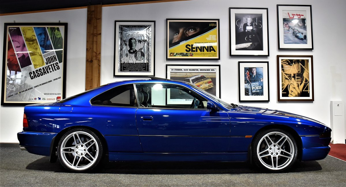 1997 BMW 840 CI SPORT Sport With AC Schnitzer SOLD (picture 2 of 6)