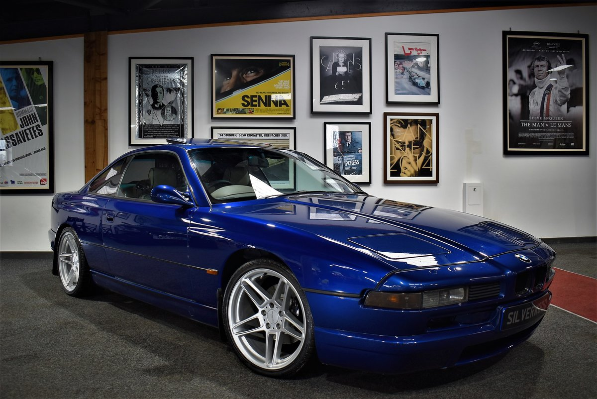 1997 BMW 840 CI SPORT Sport With AC Schnitzer SOLD (picture 3 of 6)
