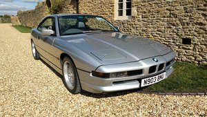 1996 BMW 840Ci V8