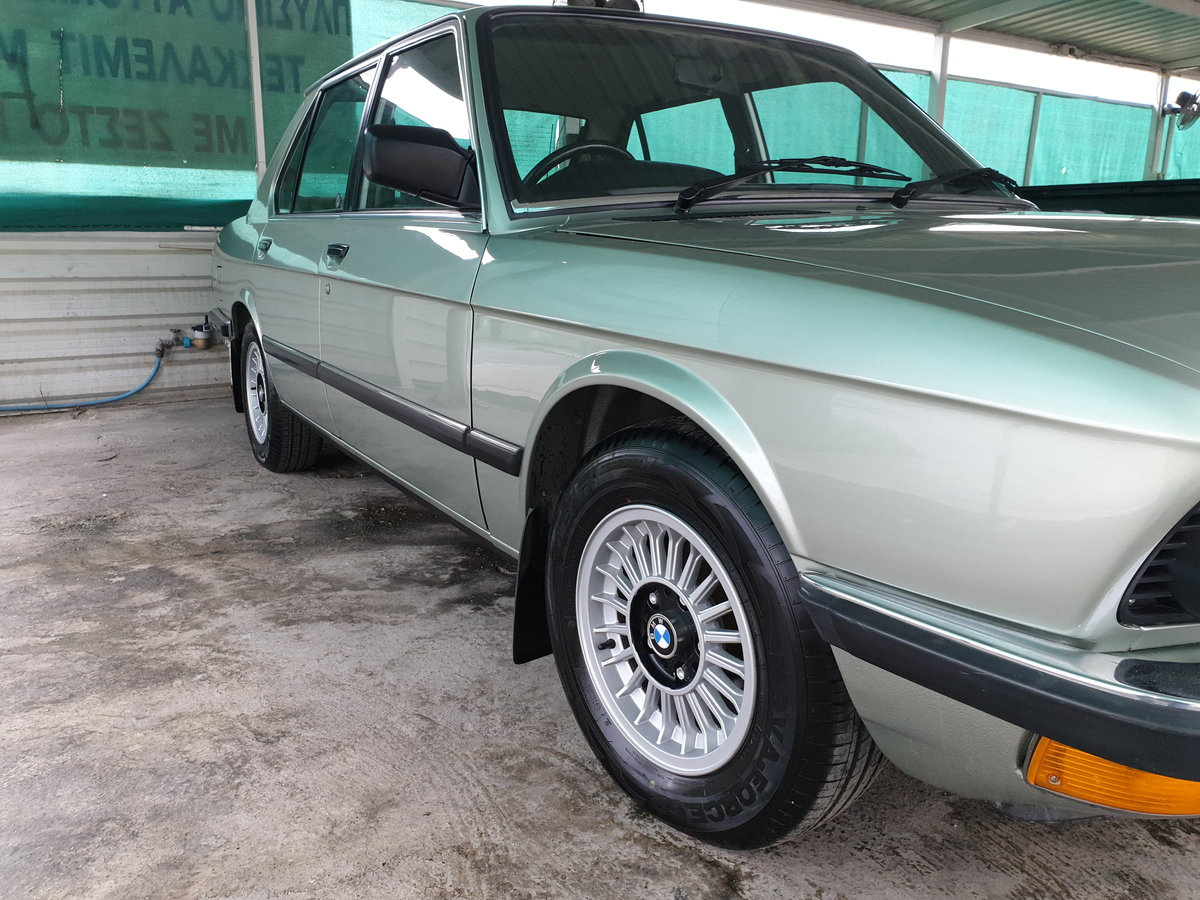 1983 BMW E28 528i For Sale (picture 2 of 6)