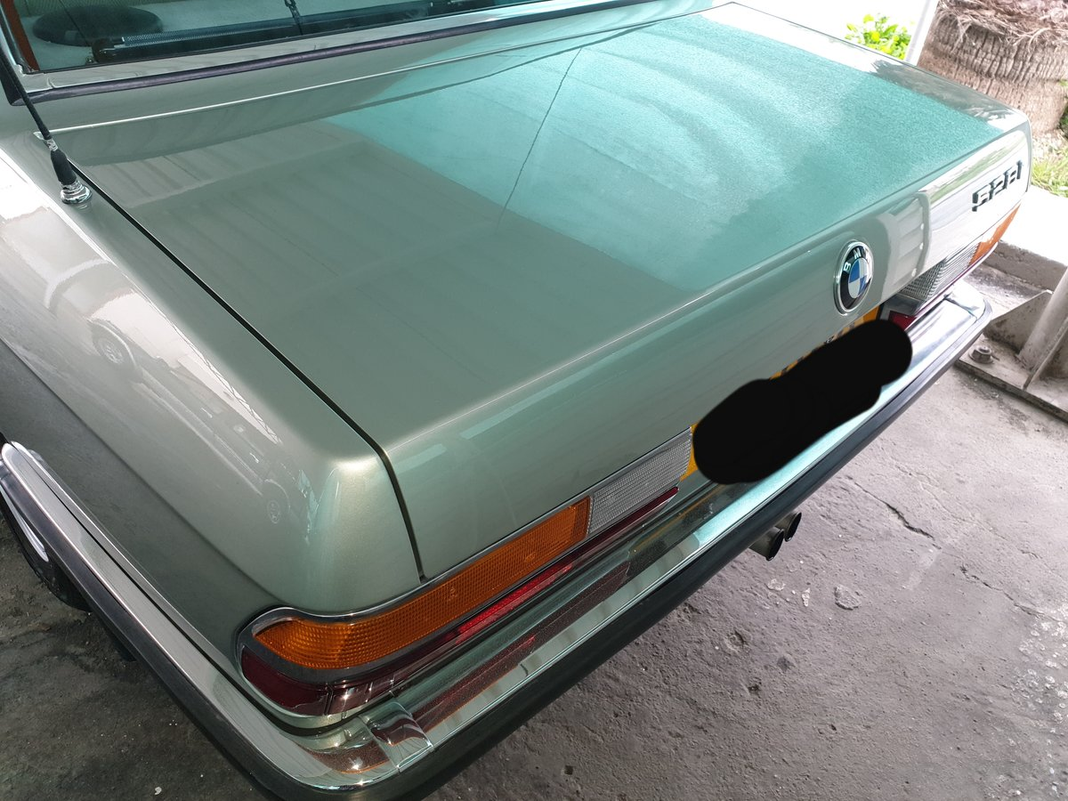 1983 BMW E28 528i For Sale (picture 5 of 6)