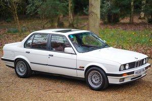 1990 BMW 325i (E30) SE