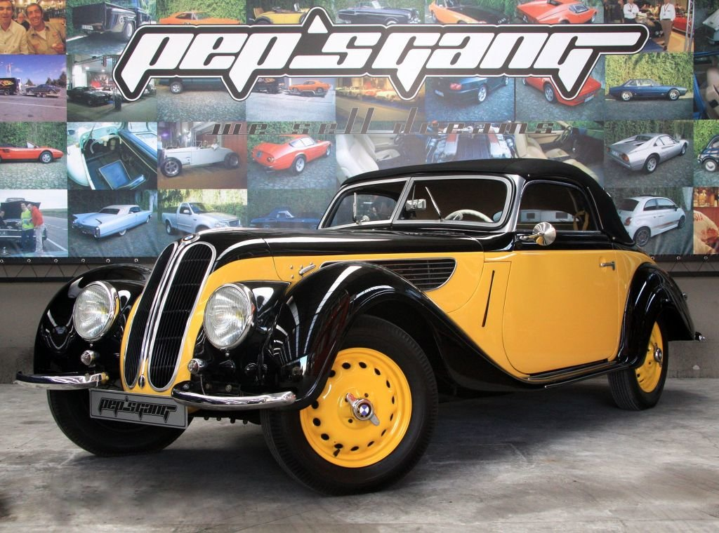 1940 BMW 327 roadster For Sale (picture 1 of 6)