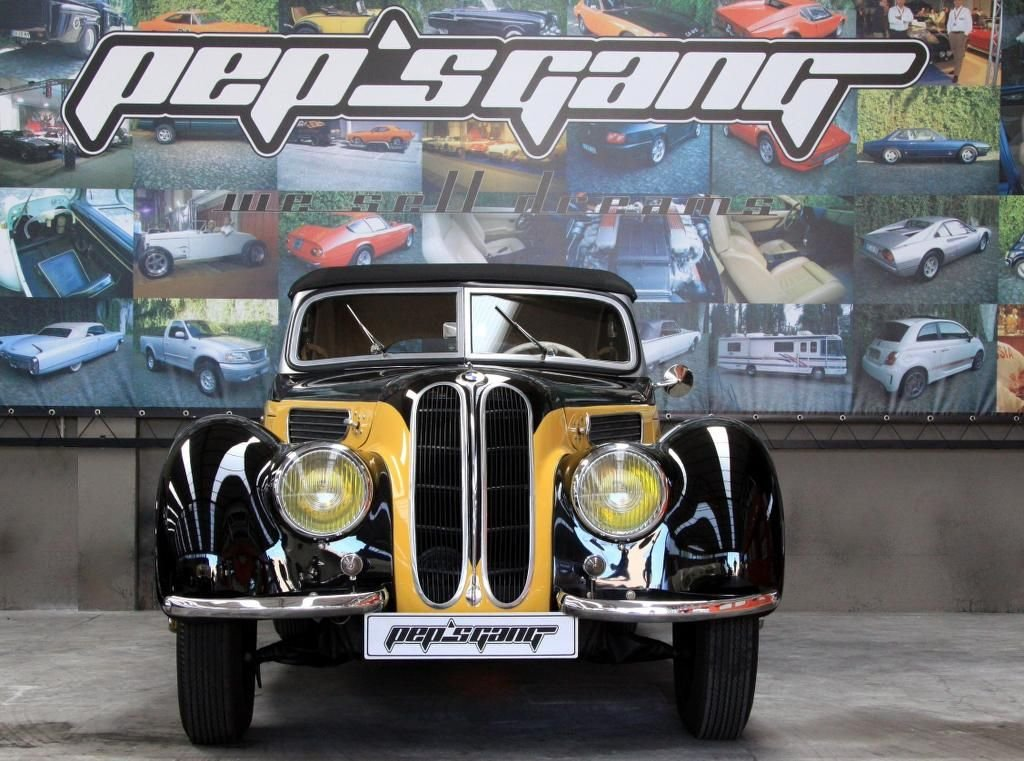1940 BMW 327 roadster For Sale (picture 3 of 6)