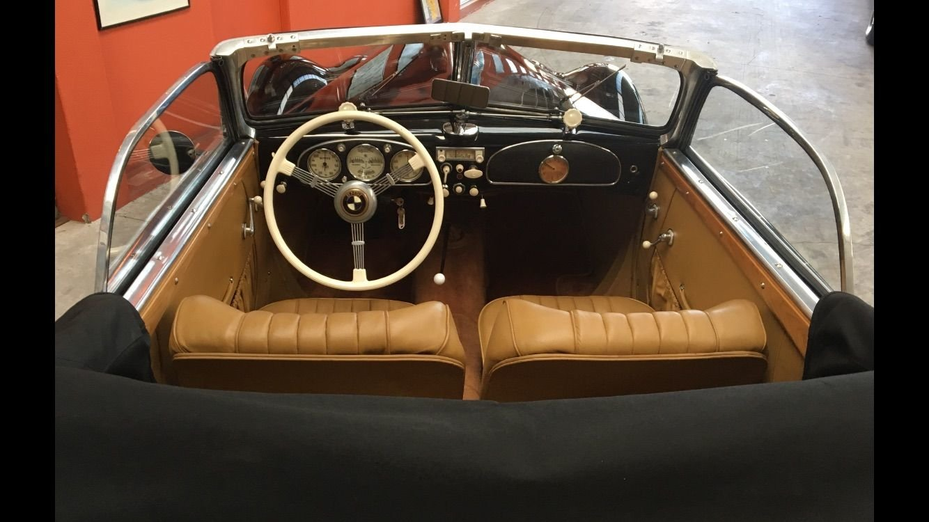 1940 BMW 327 roadster For Sale (picture 4 of 6)