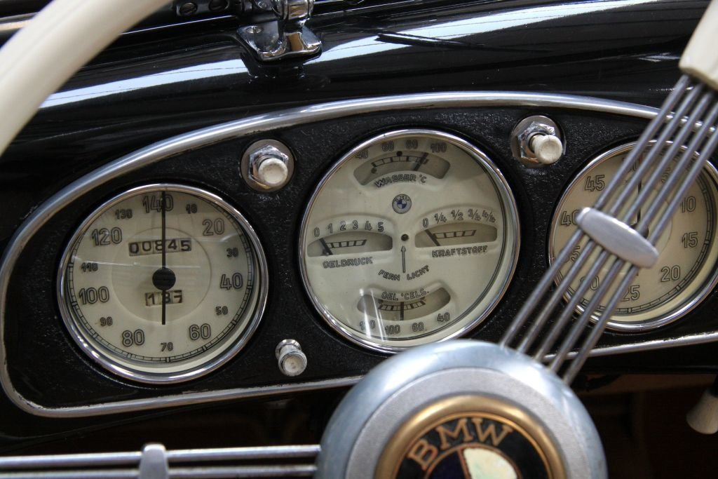 1940 BMW 327 roadster For Sale (picture 5 of 6)