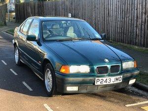 1997 BMW 3 Series e36 - FSH