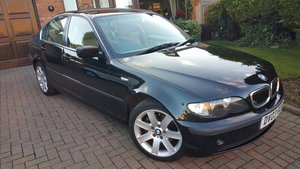 2003 BMW 325 SE AUTO, 1 OWNER, IMMACULATE CAR