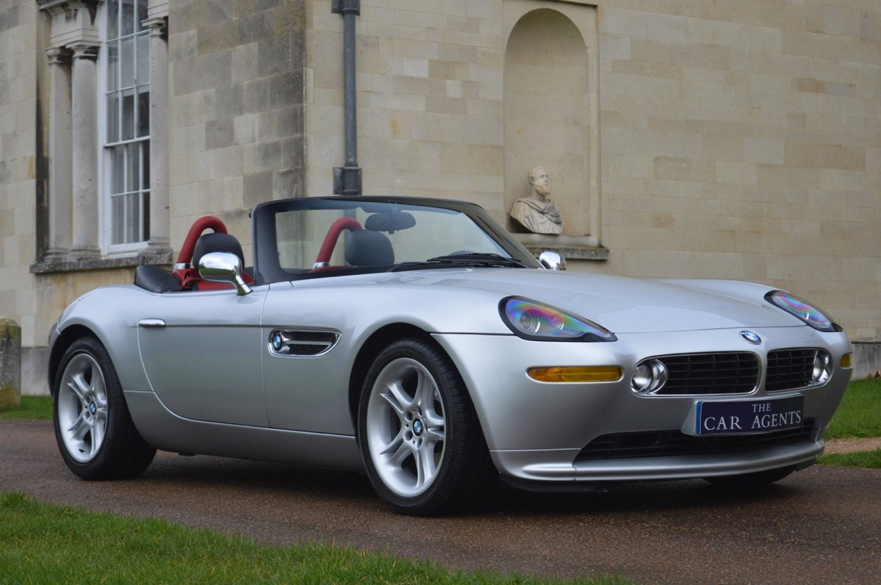 2000 BMW Z8 5.0 V8 Roadster For Sale (picture 1 of 6)