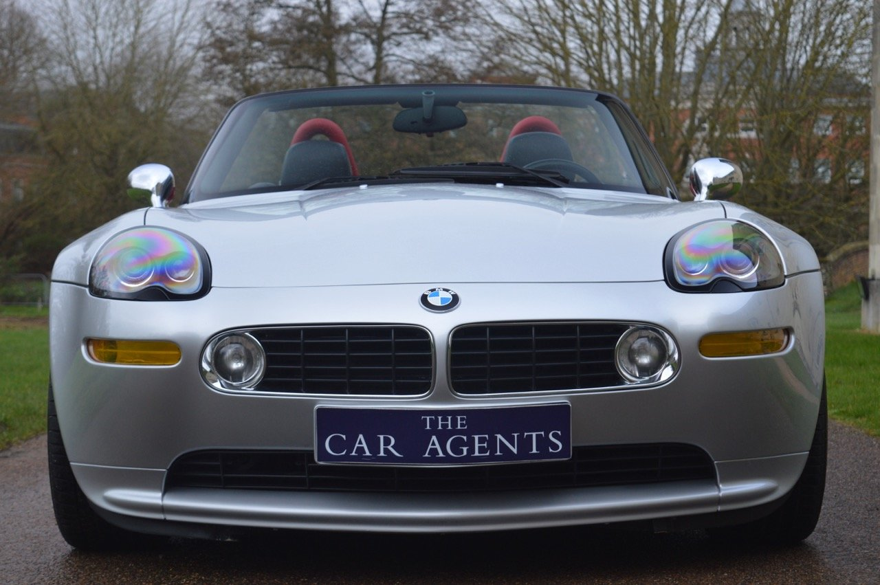 2000 BMW Z8 5.0 V8 Roadster For Sale (picture 3 of 6)