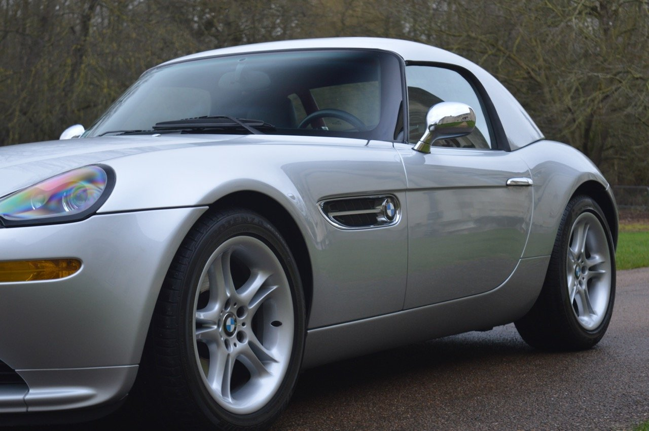 2000 BMW Z8 5.0 V8 Roadster For Sale (picture 4 of 6)