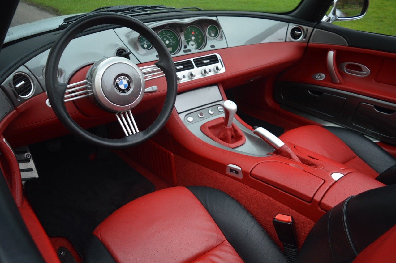 2000 BMW Z8 5.0 V8 Roadster For Sale (picture 5 of 6)