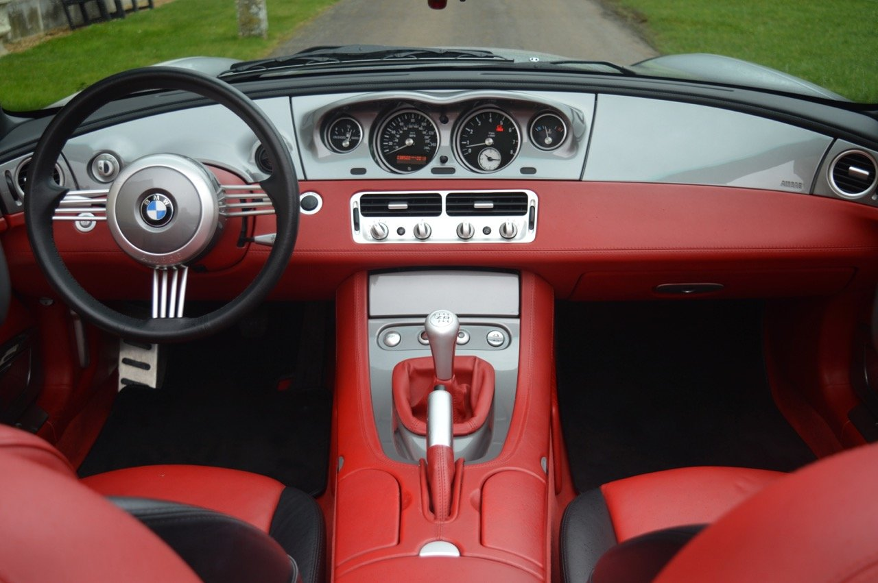 2000 BMW Z8 5.0 V8 Roadster For Sale (picture 6 of 6)