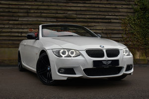 2012 BMW 320i Sport Plus Auto Convertible ProNav **RESERVED** SOLD