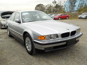 BMW 7 SERIES RARE CLASSIC 745i NOT A BARN FIND 13000 MILES