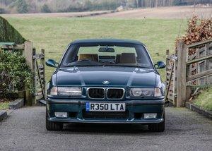 1998 BMW M3 Evolution Convertible