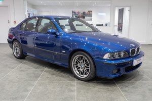 2000 BMW E39 M5 MANUAL SOLD