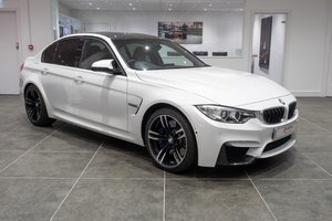 2016 BMW M3 DCT / VERY LOW MILES / BIG SPECIFICATION