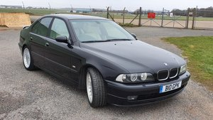 2000 BMW Alpina B10 V8 SOLD by Auction