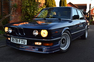 1985 Alpina b9 3.5 61k miles Rust Free Very High Spec  For Sale