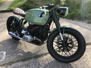 1978 Professional Custom BMW R100s For Sale