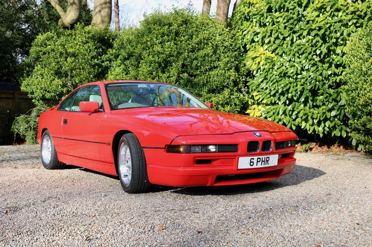 1996 BMW 840 Ci 4.4 Auto  For Sale (picture 1 of 6)