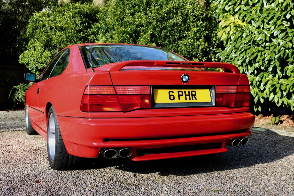 1996 BMW 840 Ci 4.4 Auto  For Sale (picture 2 of 6)