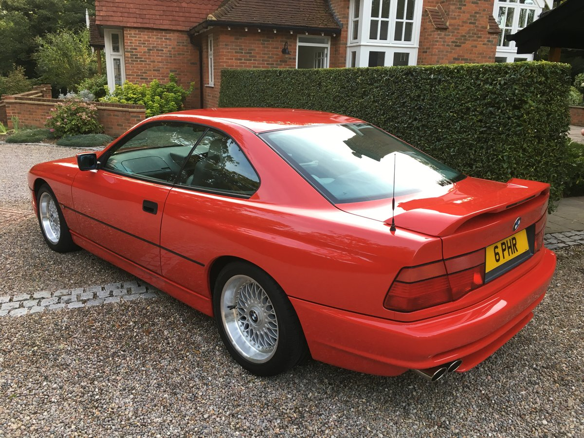 1996 BMW 840 Ci 4.4 Auto  For Sale (picture 3 of 6)