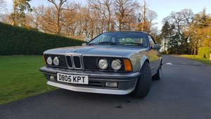 1987 BMW E24 6 series 635csi shadowline 2dr coupe