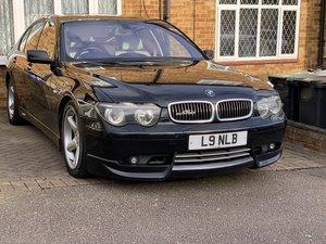 2003 BMW 730i sport ACS7