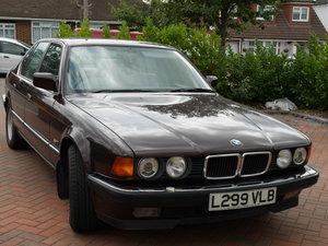 BMW 730i V8, 1993, 138k