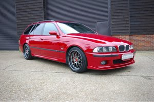 2001 BMW E39 525i Sport Touring Automatic (35,957 miles) SOLD
