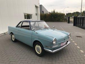 1960 BMW 700 Coupé top restoration