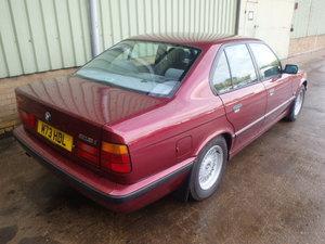 1995 BMW 518i SE 1.8 manual petrol E34 low miles