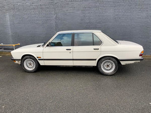 1986 BMW e28 528i For Sale