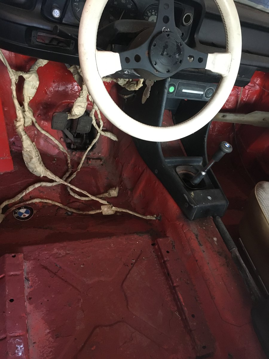 1969 Rare BMW 1600-2 Full Cabrio  LHD For Sale (picture 5 of 6)