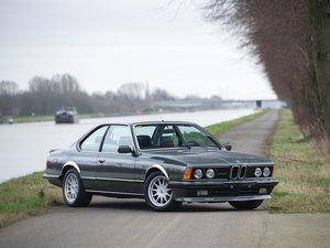 1983 BMW 635CSi Hartge H6SP