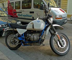 1996 BMW KALAHARI