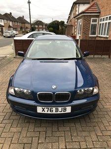 2000 BMW 320i SE Auto