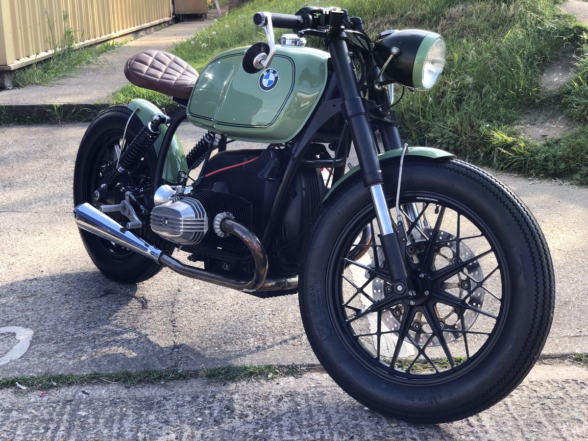 1978 Professional Custom BMW R100s For Sale (picture 1 of 5)