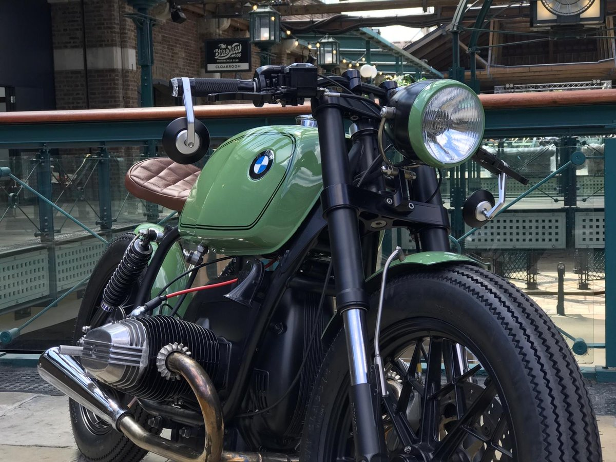 1978 Professional Custom BMW R100s For Sale (picture 4 of 5)