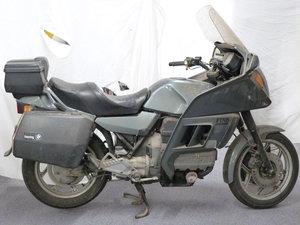 1988 BMW K100 980cc motorcycle barnfind