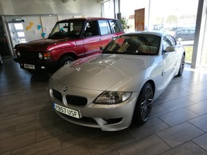 3.2 z4 m coupe 338 bhp