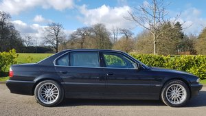 Bmw 7 series 750il v12 e38 facelift 1owner uk car