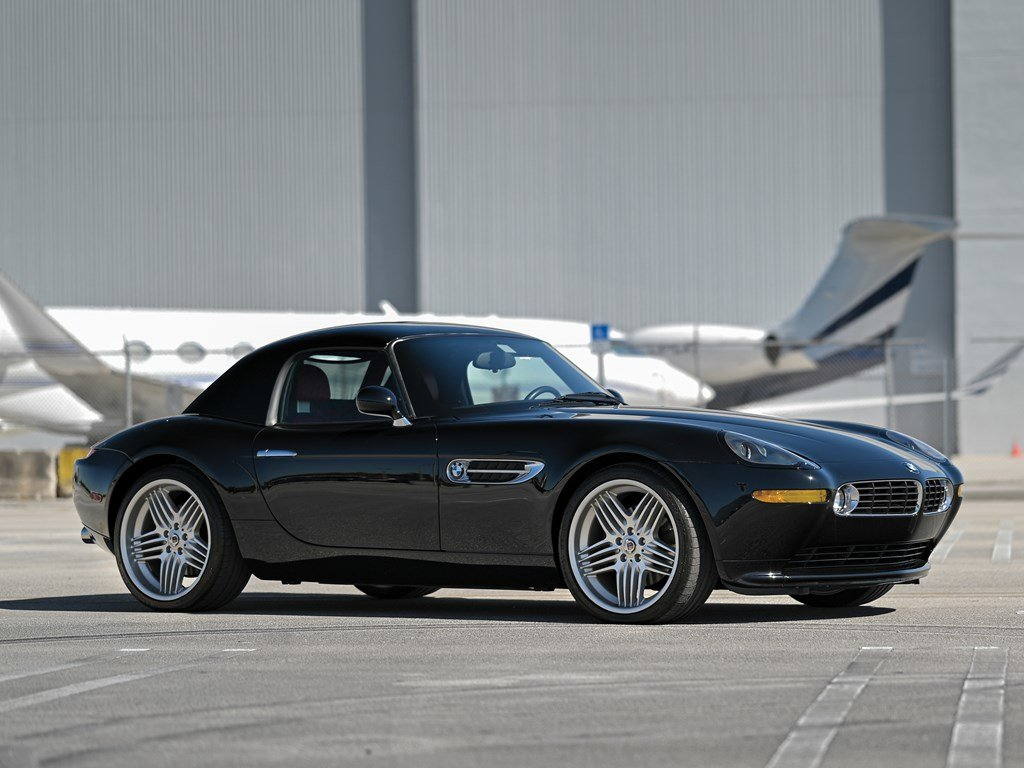 2003 BMW Alpina Roadster V8  For Sale by Auction (picture 1 of 6)