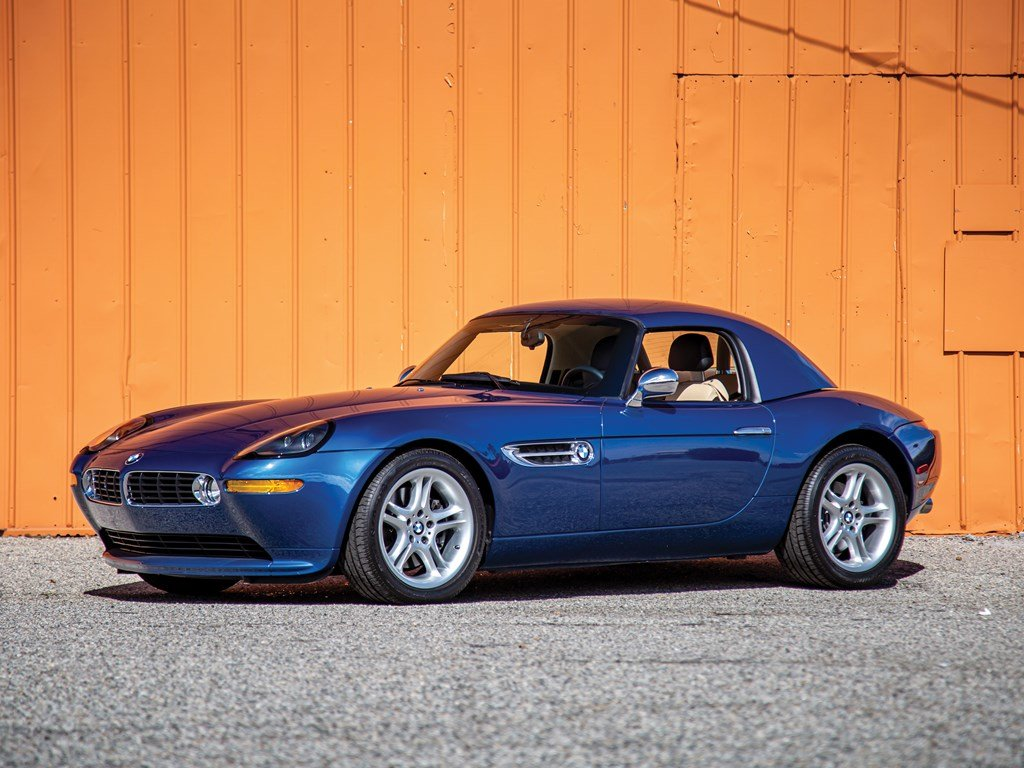 2001 BMW Z8  For Sale by Auction (picture 1 of 6)