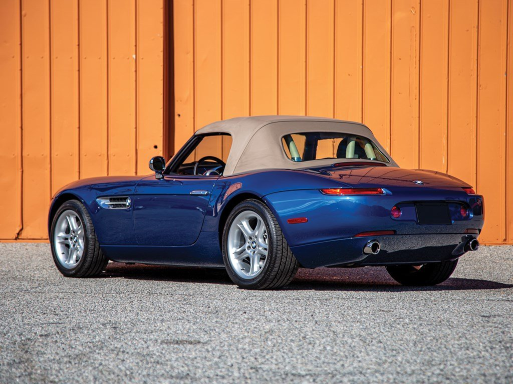 2001 BMW Z8  For Sale by Auction (picture 2 of 6)