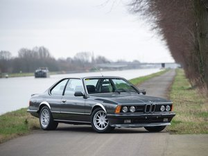 1983 BMW 635CSi Hartge H6SP